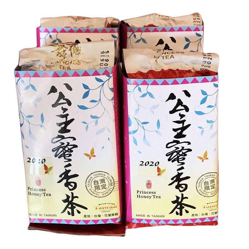2020公主蜜香紅茶(經濟包)*4