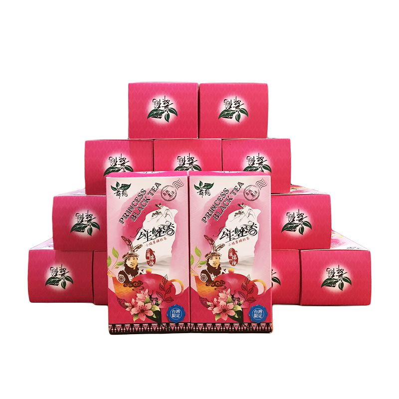 2019公主蜜香紅茶(經濟包)*11