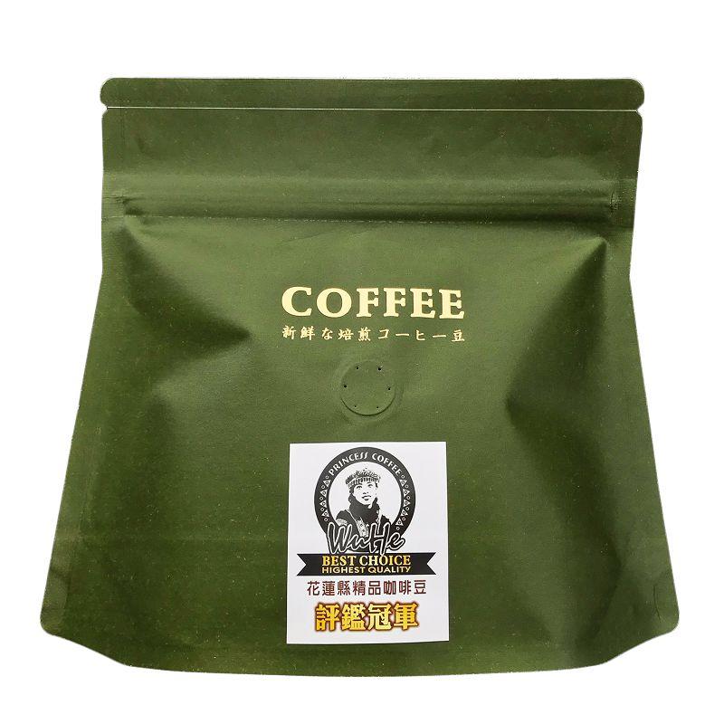 公主部落咖啡豆100g