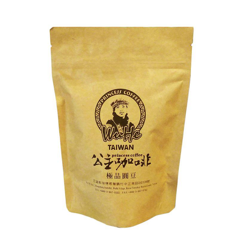 公主精品咖啡豆(老欉)225g*1包