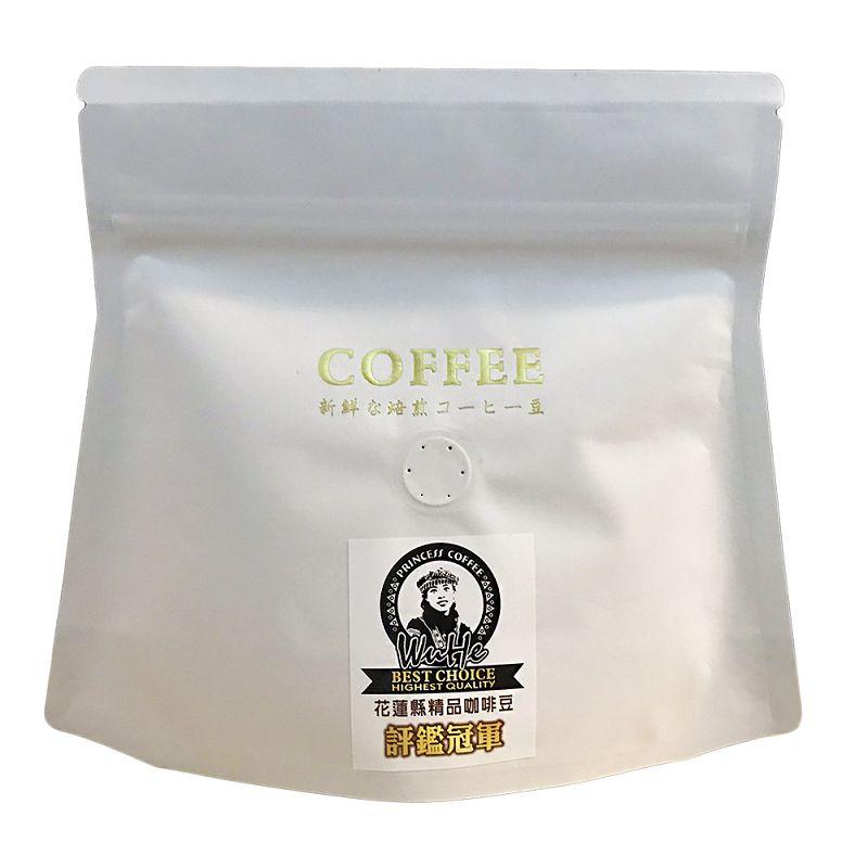 公主金牌日曬咖啡豆110g