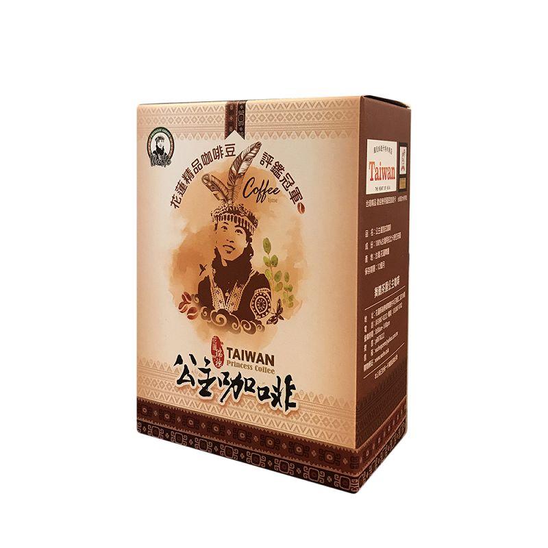 部落水洗濾掛咖啡(5入)