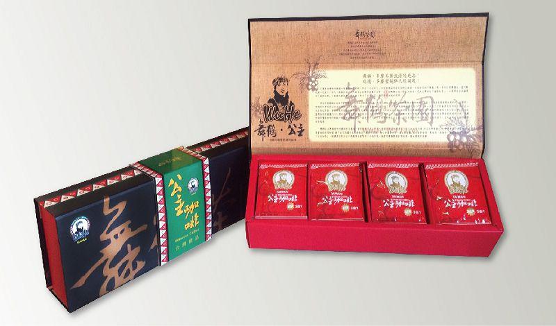 公主即溶咖啡禮盒(三合一)