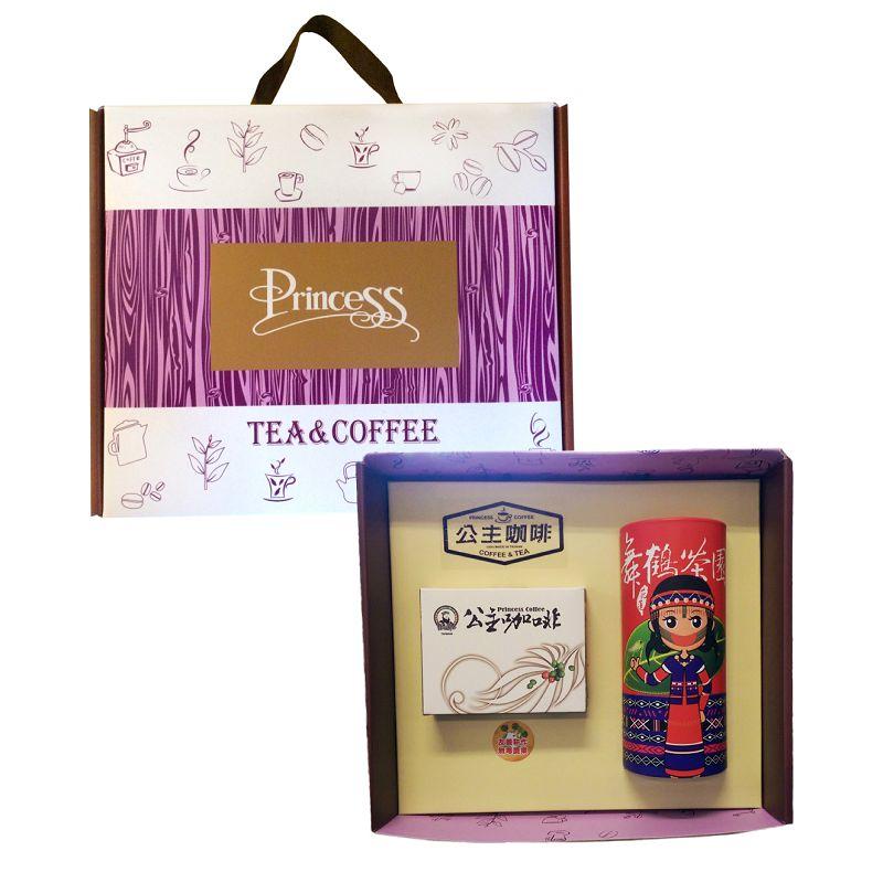 公主茶咖啡禮盒