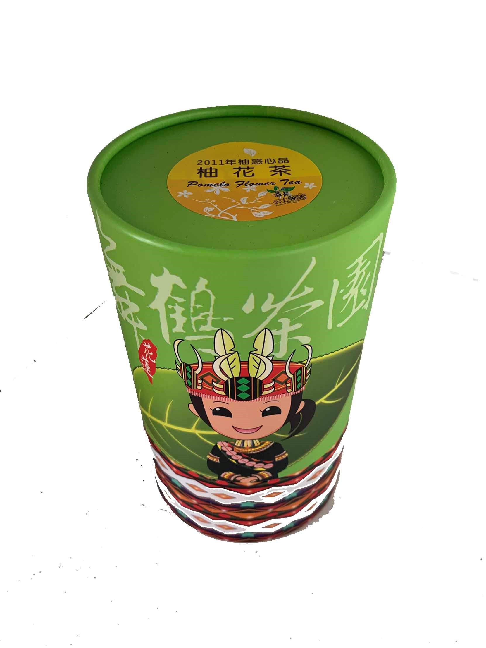 公主柚花蜜香紅茶150g