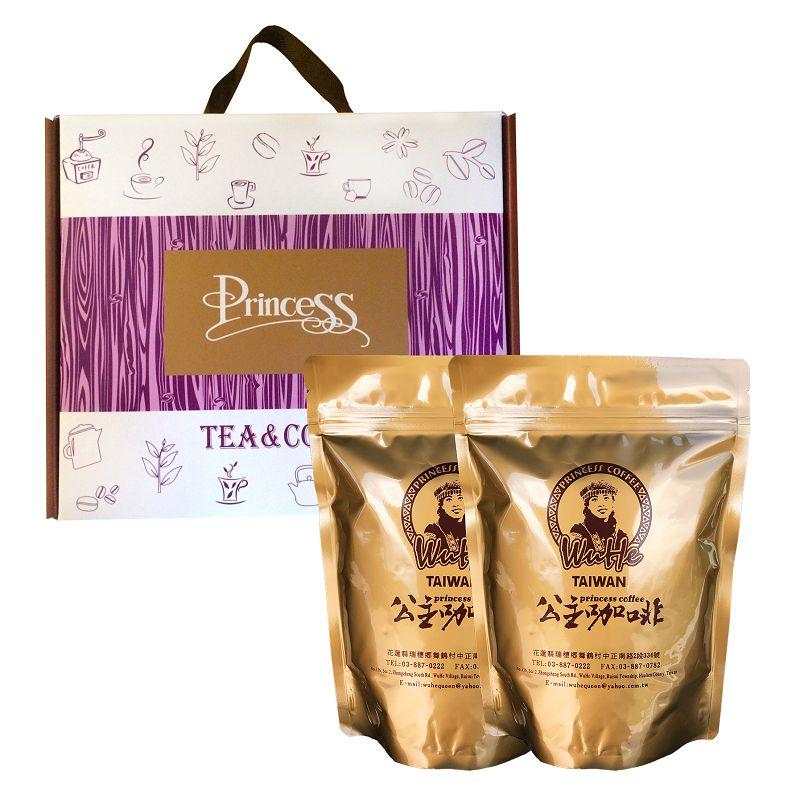 公主部落咖啡禮盒